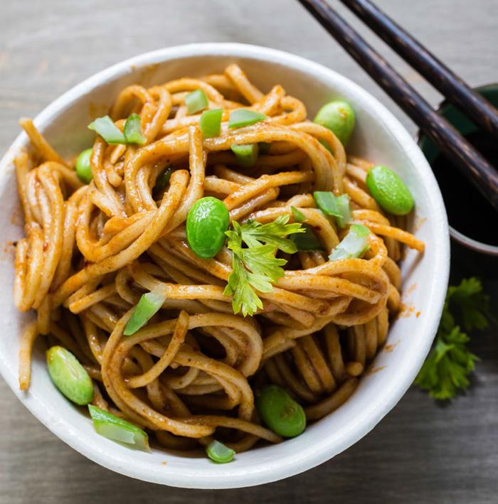 Rice vs Noodle
