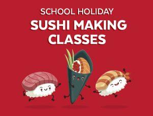 CHOP CHOP Sushi Making Classes