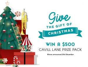 Give the Gift of Christmas