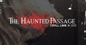 the haunted passage social share